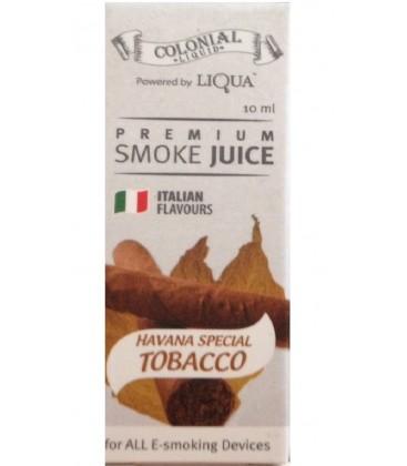 Elichid Liqua Cuban Cigar, 10 ml
